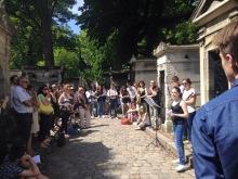 Lachaise Musical - 2015 - Etape Poulenc (médiation)