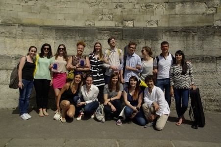 Lachaise Musical - 2015 - photo de groupe